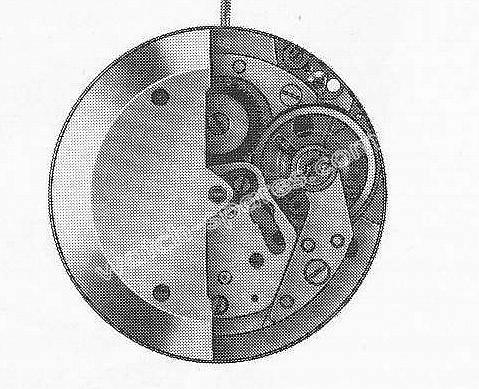 Baumgartner BFG 628 watch movements