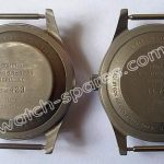 Manual wind Military watch