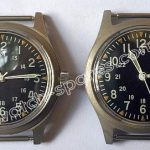 Manual wind Military watches