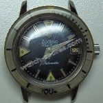 Zodiac Sea Wolf Divers Automatic Watch