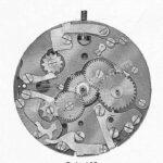 Landeron 185 watch movement